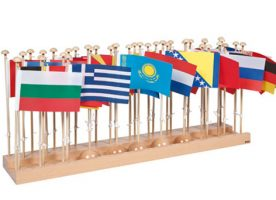 0.233.00 Flag Stand of Europe