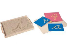 Nienhuis Sandpaper Letters