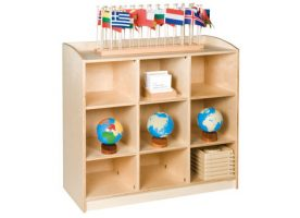 1.870.00 cabinet 9 compartments 101 cm full