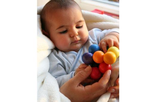 Bead grasper & baby