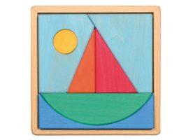 Boat puzzle IT0015B