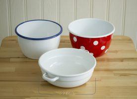 Bowls Enamel PL0037