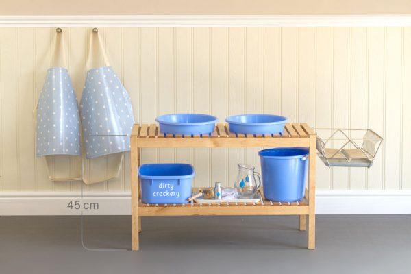 Crockery Washing 3-5 PL0004B