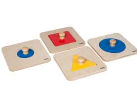 Nienhuis single shape puzzle 044100