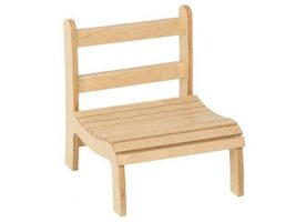 Slatted Chair low 101020