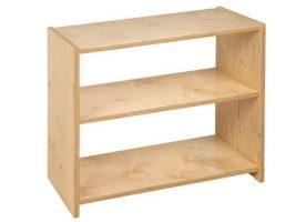 toddler 2 tier shelf 104000