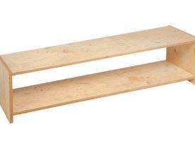 toddler shelf 1 tier 104100