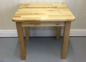 Table Pre-Primary