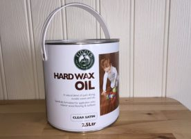 Wax Oil Varnish