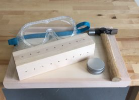 Carpentry hammer Activity