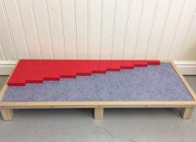 Red Rods or Number Rods table