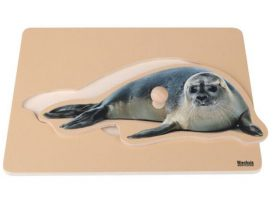 Toddler Seal Puzzle