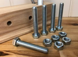 Spare Nuts and Bolts for the Spanner Block