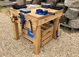 Carpentry bench