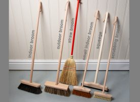 Broom collection
