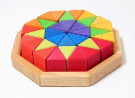 Grimms Octagon puzzle