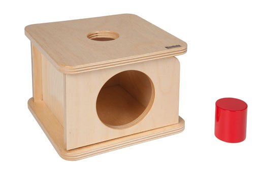Imbucare Box with Cylinder