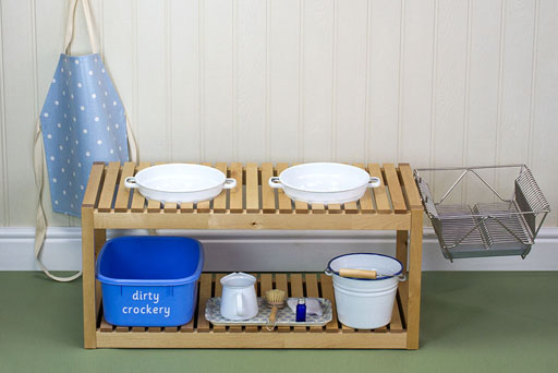 Crockery Washing table