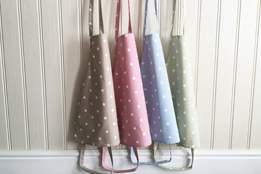 Cotton Aprons Montessori Design