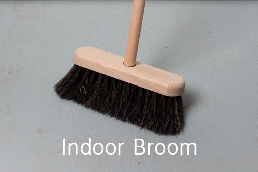 Indoor broom