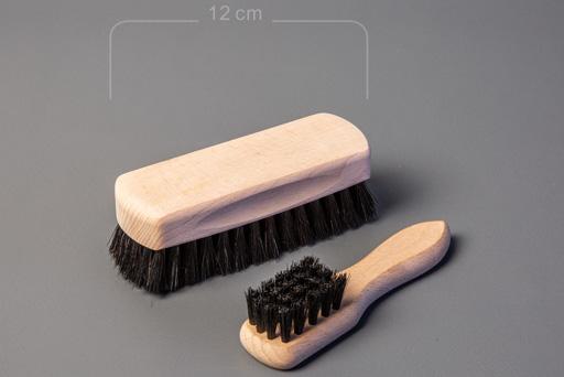 shoe polishing brushes