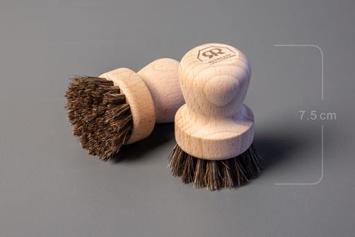 Soft table scrubbing brush